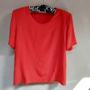 Christian Dior Boutique Top Short Sleeve Shirt